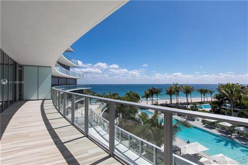 Photo of 2200 N Ocean Blvd #N403, Fort Lauderdale, FL 33305 (MLS # A11000736)