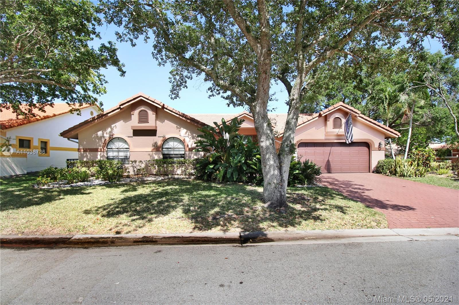 2107 Cherry Hills Way, Coral Springs, FL 33071 - #: A11036736