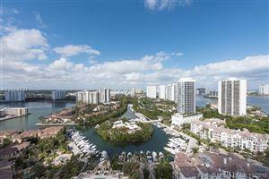Photo of 2000 Island Blvd #2604, Aventura, FL 33160 (MLS # A10414737)