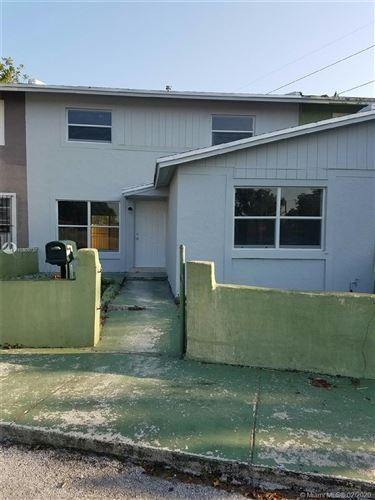 Photo of Listing MLS a10809737 in 3853 NW 207th Street Rd #3853 Miami Gardens FL 33055