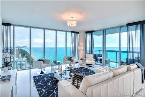 Photo of 6899 Collins Ave #3104, Miami Beach, FL 33141 (MLS # A11040737)