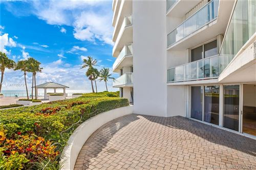 Photo of 16485 Collins Ave #435, Sunny Isles Beach, FL 33160 (MLS # A11050737)