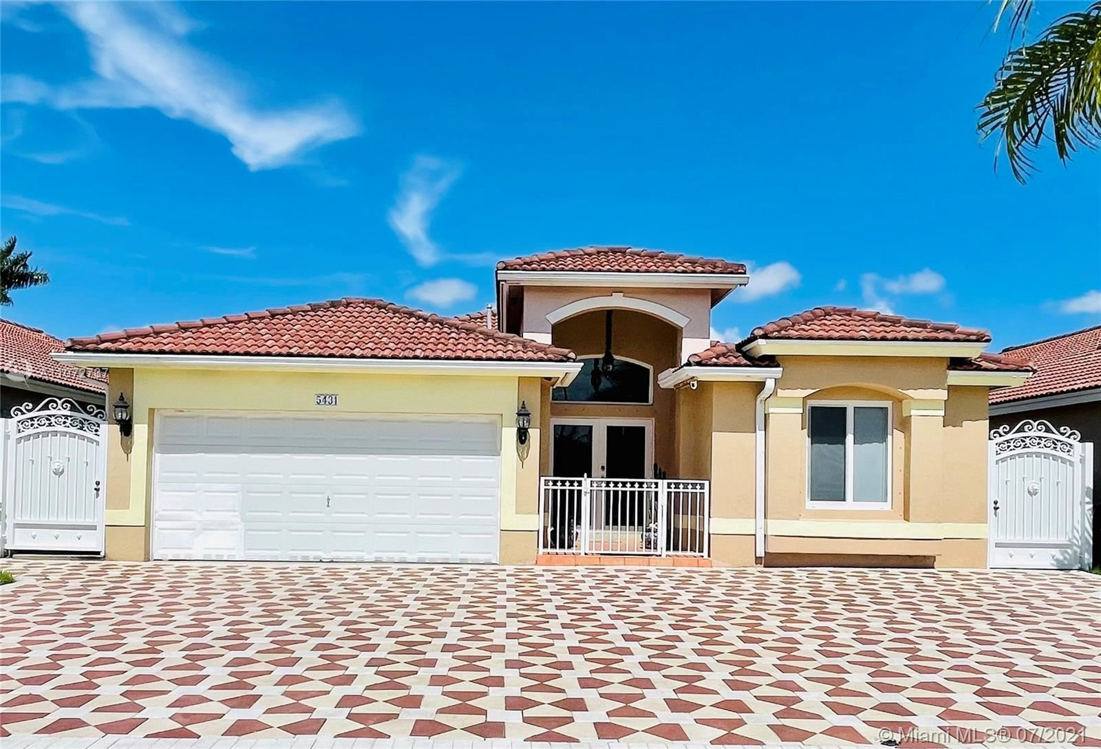 5431 SW 163rd Ct, Miami, FL 33185 - #: A11072737