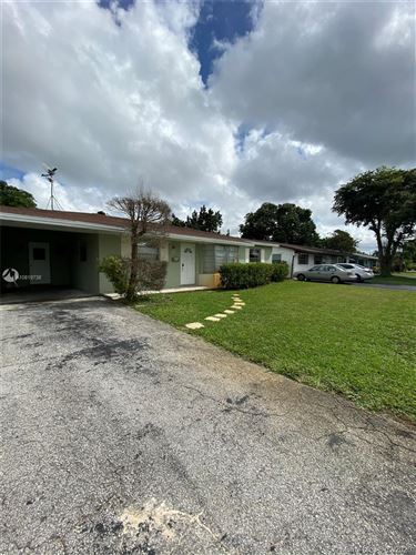 Photo of Listing MLS a10819738 in 610 NW 66th Ave Margate FL 33063