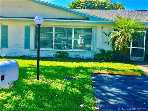 Photo of 8426 NW 10th St #C56, Plantation, FL 33322 (MLS # A10839738)