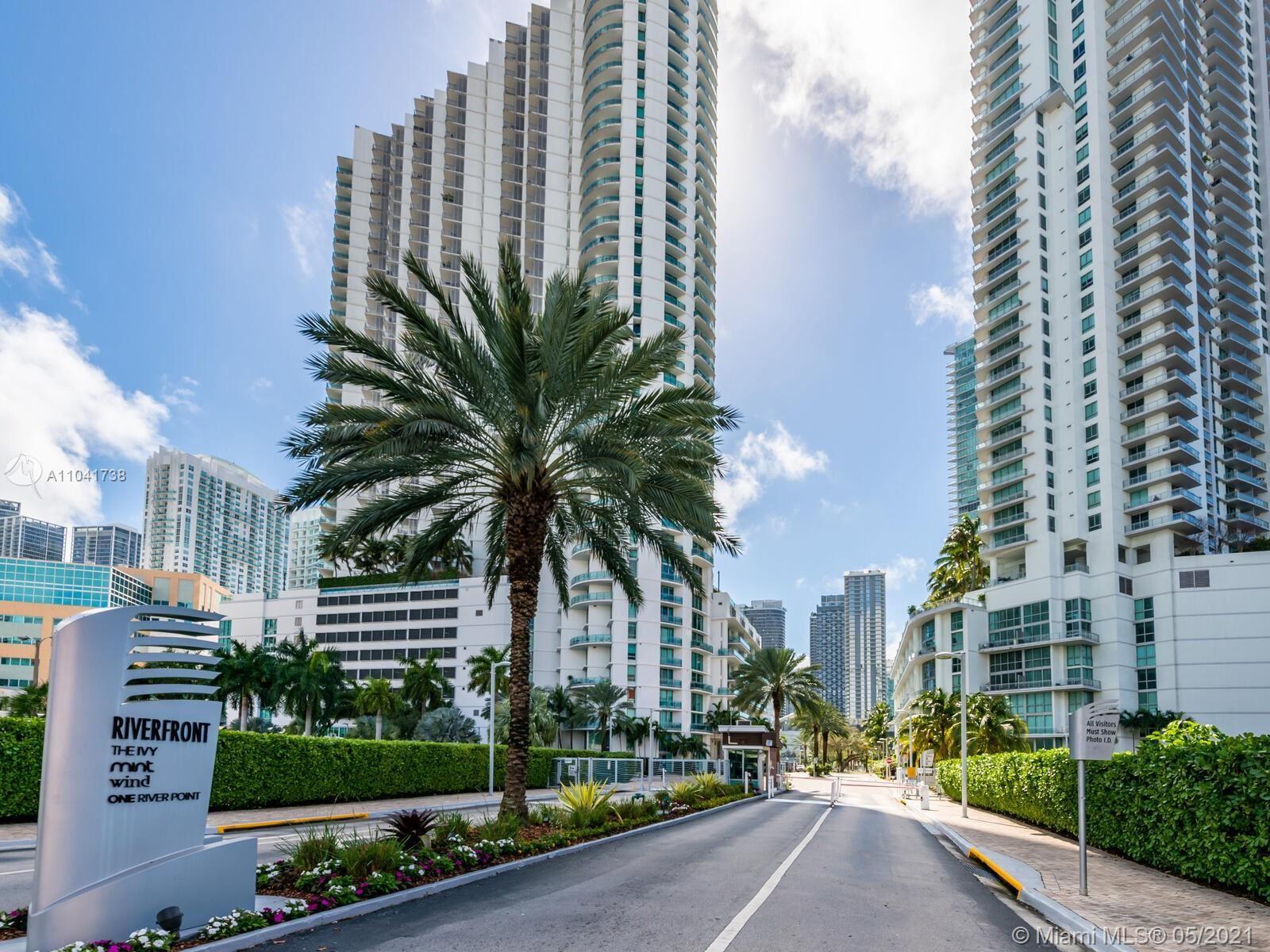 90 SW 3rd St #3101, Miami, FL 33130 - #: A11041738