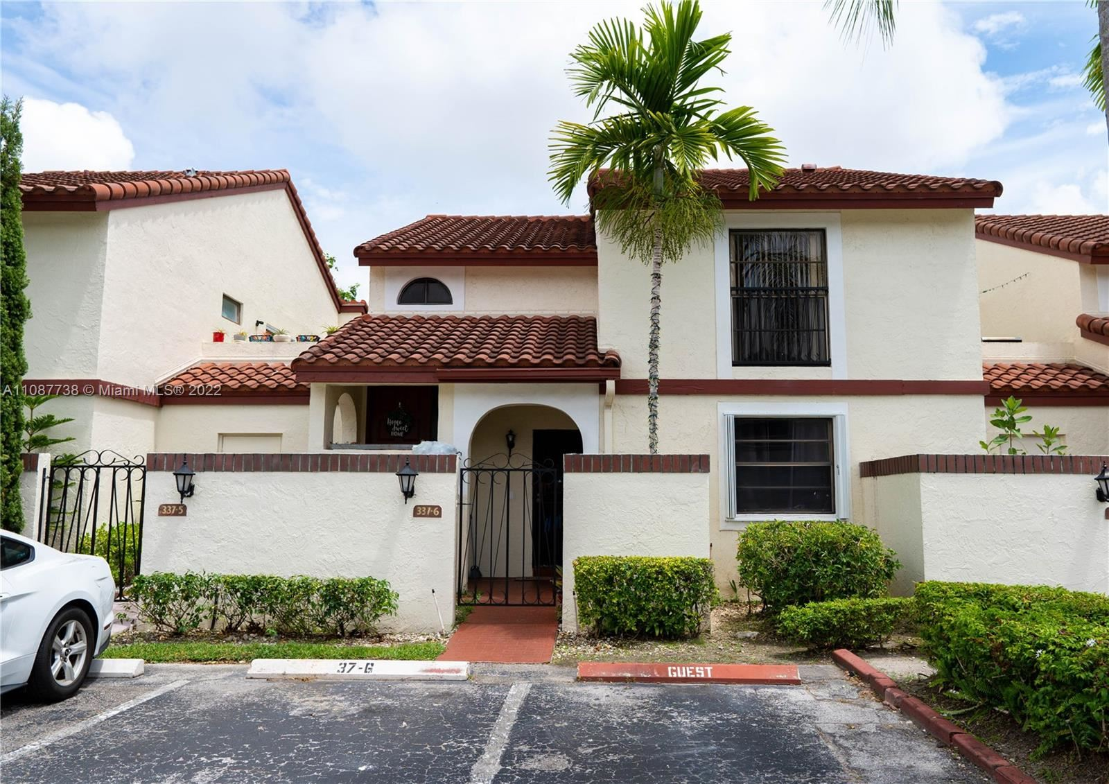 337 Ives Dairy Rd #337-06, Miami, FL 33179 - #: A11087738
