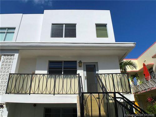 Foto de inmueble con direccion 338 Euclid Ave #C212 Miami Beach FL 33139 con MLS A10885739