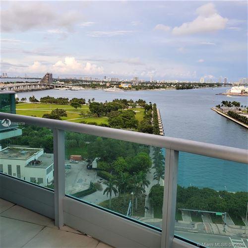 Photo of 900 Biscayne Blvd #1801, Miami, FL 33132 (MLS # A10923739)