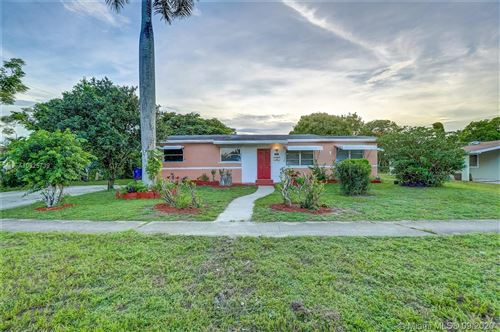 Photo of 3231 NW 43rd Ave, Lauderdale Lakes, FL 33319 (MLS # A10925739)