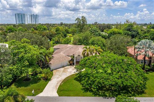 Photo of 12263 NW 19th St, Plantation, FL 33323 (MLS # A11075739)