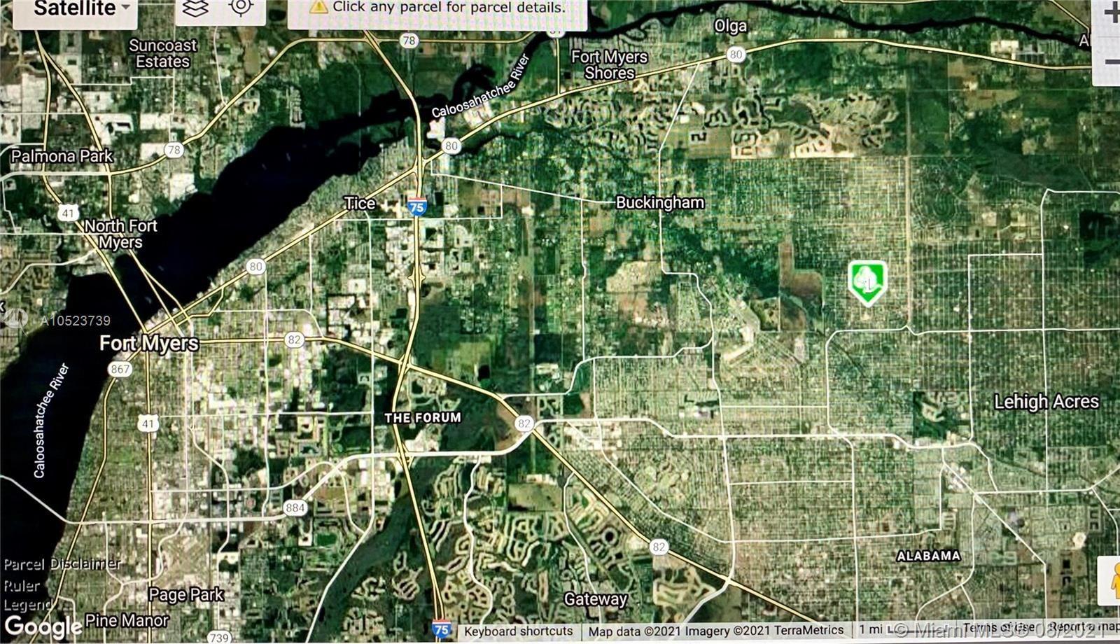 Photo of 3701 June Av. North, Lehigh Acres, FL 33971 (MLS # A10523739)