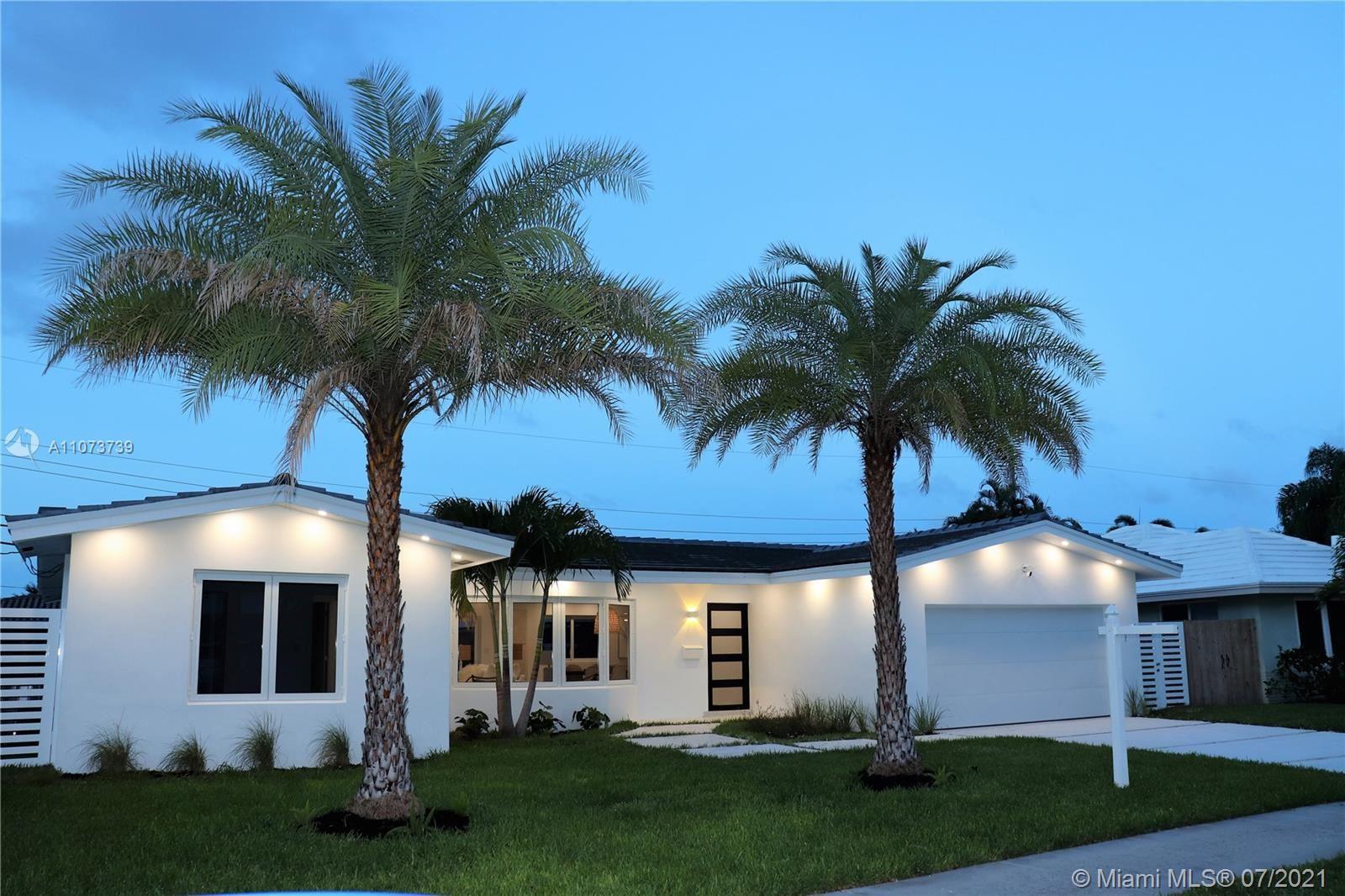 Photo of 6600 NE 21st Dr, Fort Lauderdale, FL 33308 (MLS # A11073739)