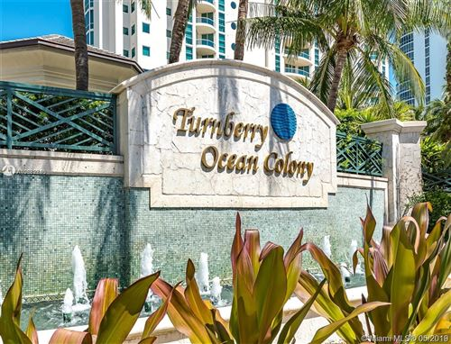 Photo of 16047 Collins Ave #PH3602, Sunny Isles Beach, FL 33160 (MLS # A10682740)