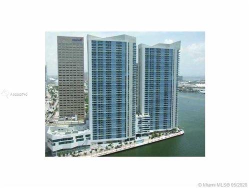 Photo of 335 S Biscayne Blvd #3608, Miami, FL 33131 (MLS # A10863740)