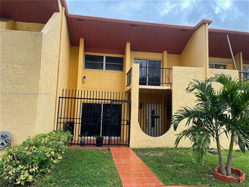 Photo of 13781 SW 84th St #D, Miami, FL 33183 (MLS # A11115740)