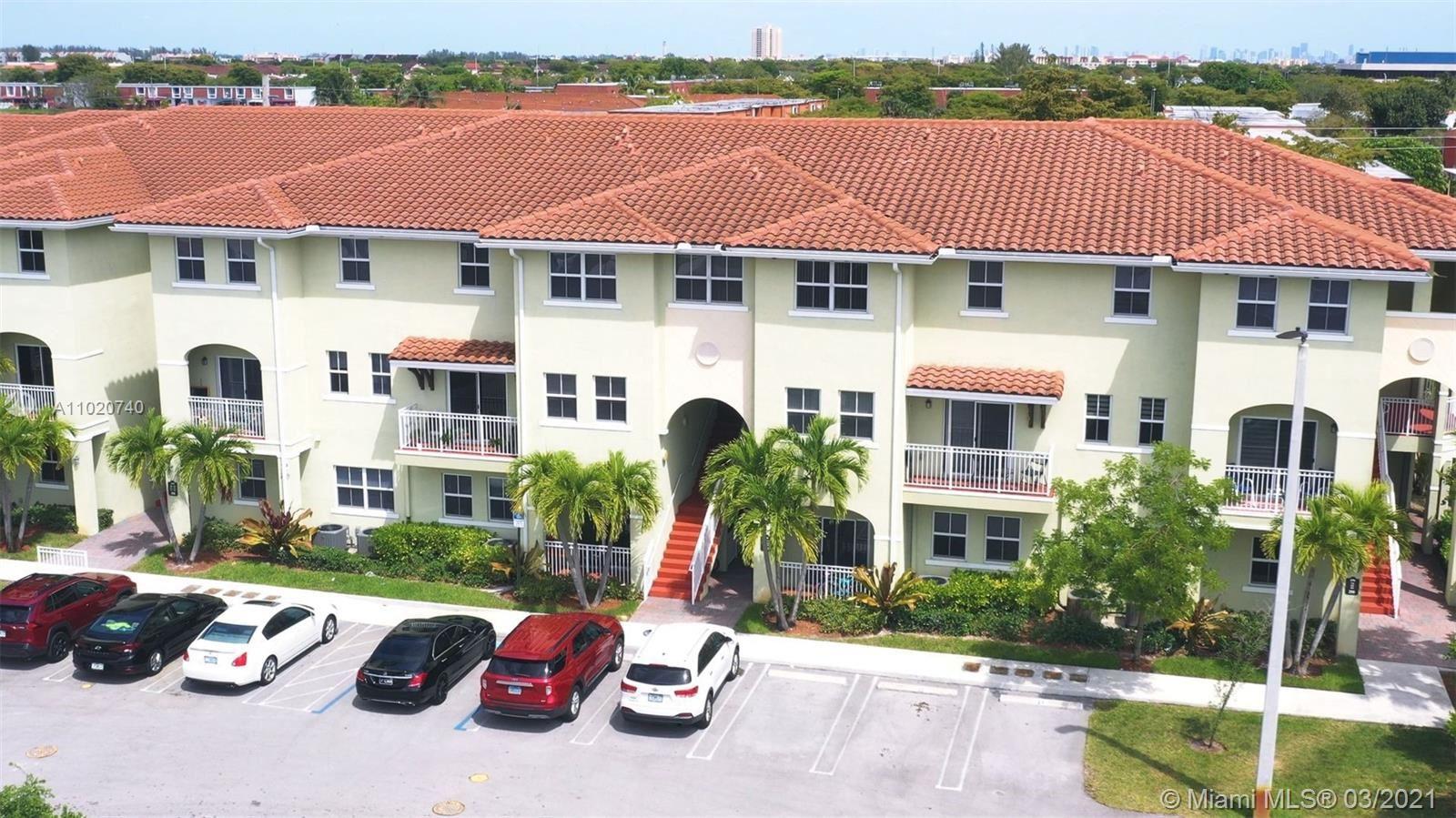 290 NW 109th Ave #110, Miami, FL 33172 - #: A11020740