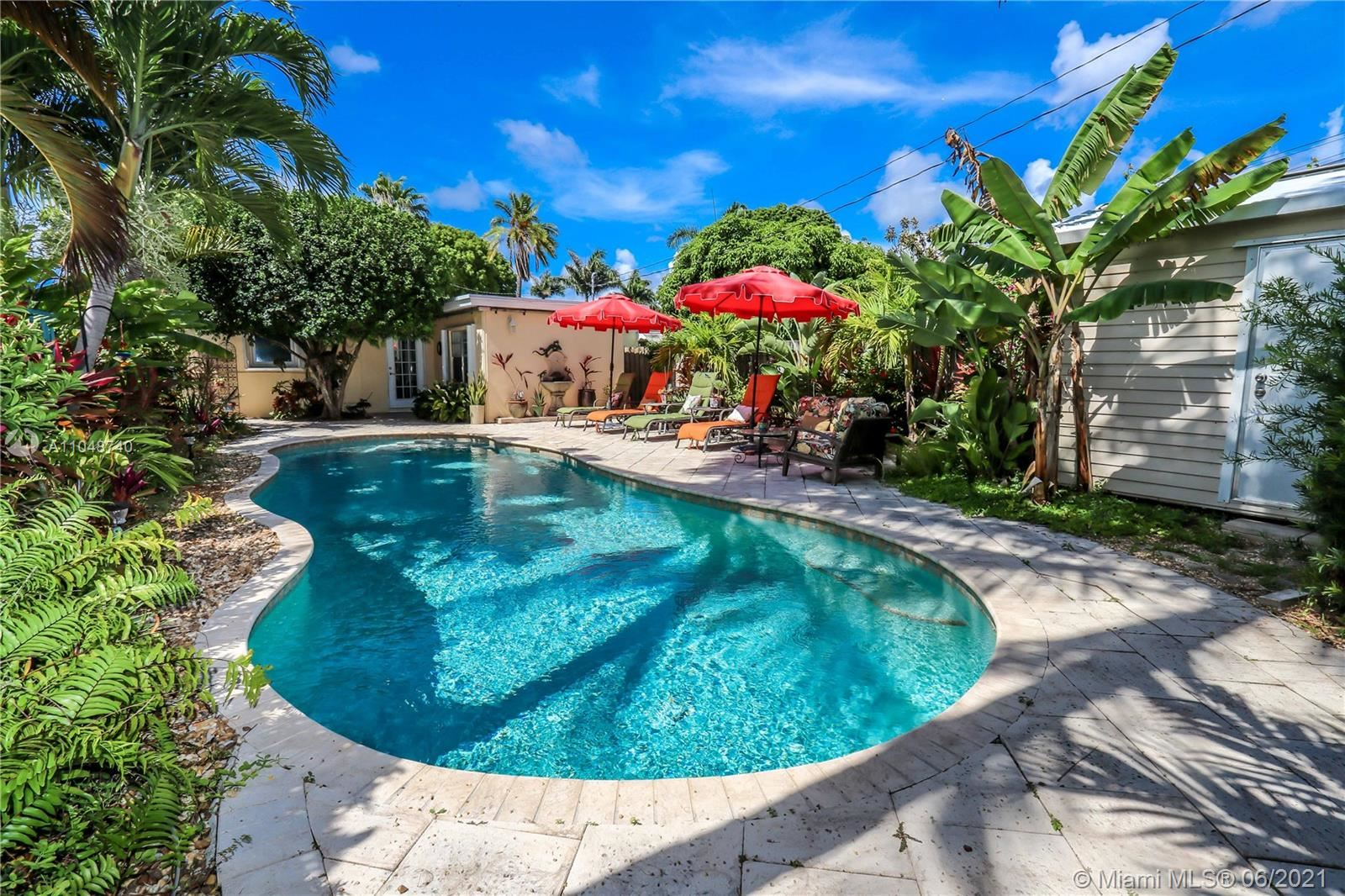 1635 Fletcher St, Hollywood, FL 33020 - #: A11048740