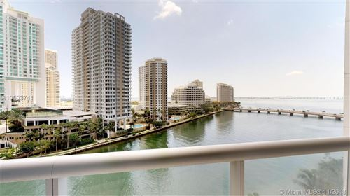 Photo of 495 Brickell Ave #BY1007, Miami, FL 33131 (MLS # A10503741)