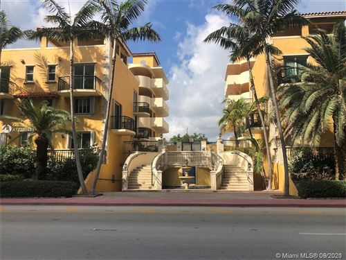 Photo of 8888 Collins Ave #306, Surfside, FL 33154 (MLS # A11100741)
