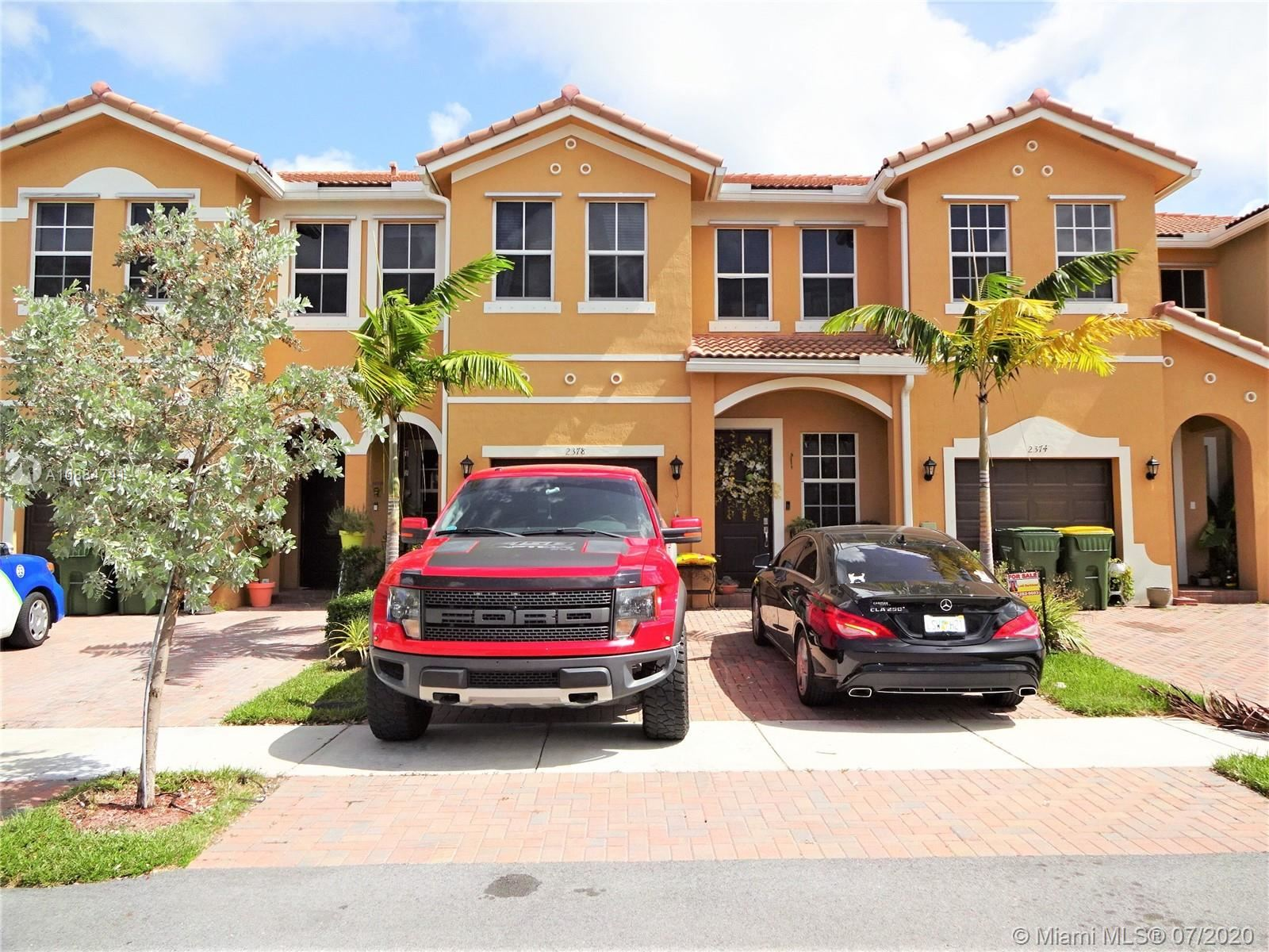 2378 SE 15 St, Homestead, FL 33035 - #: A10884741