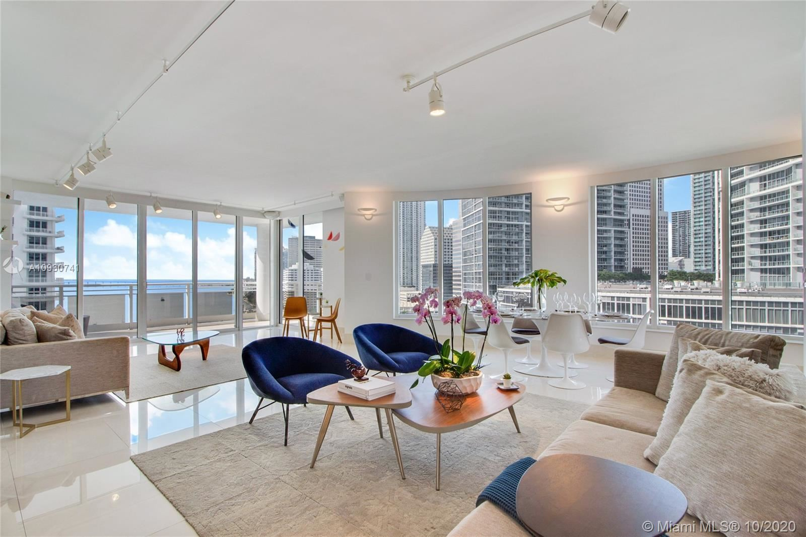 901 Brickell Key Blvd #1604, Miami, FL 33131 - #: A10930741