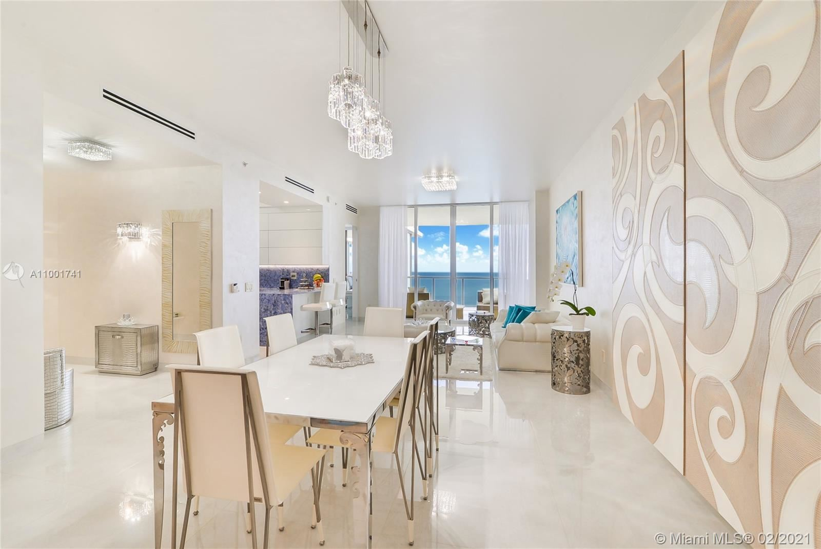 Photo of 9703 Collins Ave #2508, Bal Harbour, FL 33154 (MLS # A11001741)