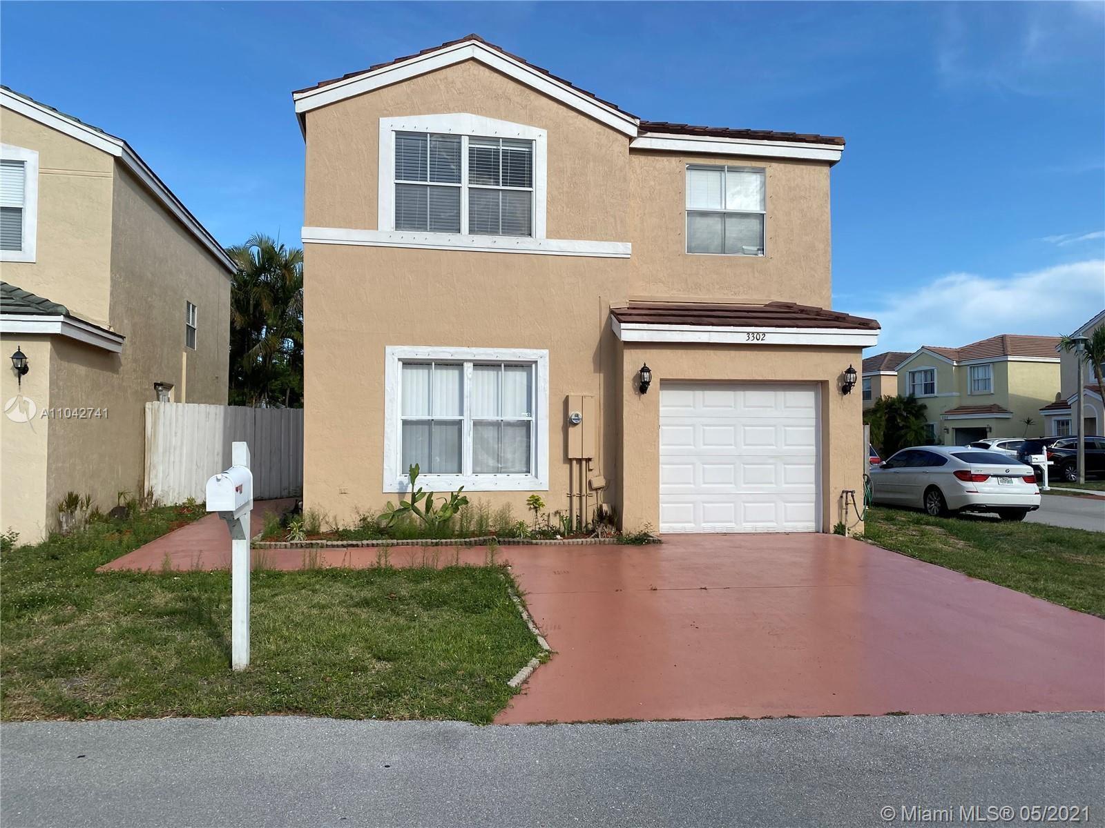 Photo of 3302 Indian Key Blvd, Margate, FL 33063 (MLS # A11042741)