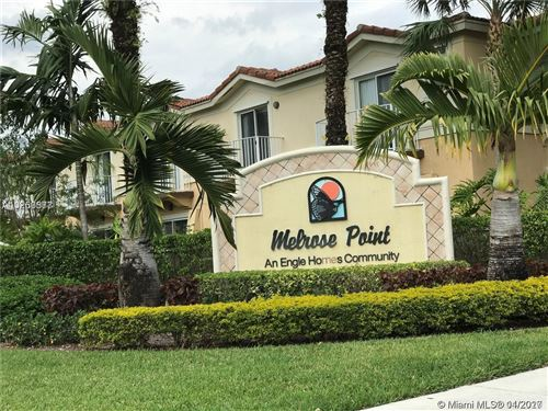 Photo of 12947 SW 31st Ct #139, Miramar, FL 33027 (MLS # A10866742)