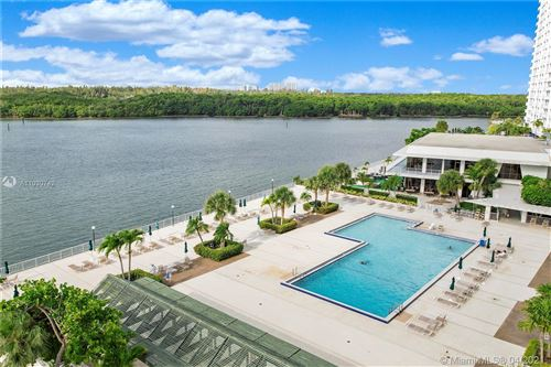 Photo of 300 Bayview Dr #404, Sunny Isles Beach, FL 33160 (MLS # A11030742)