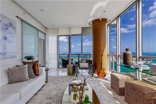Photo of 1100 Biscayne Blvd #4401, Miami, FL 33132 (MLS # A11115742)