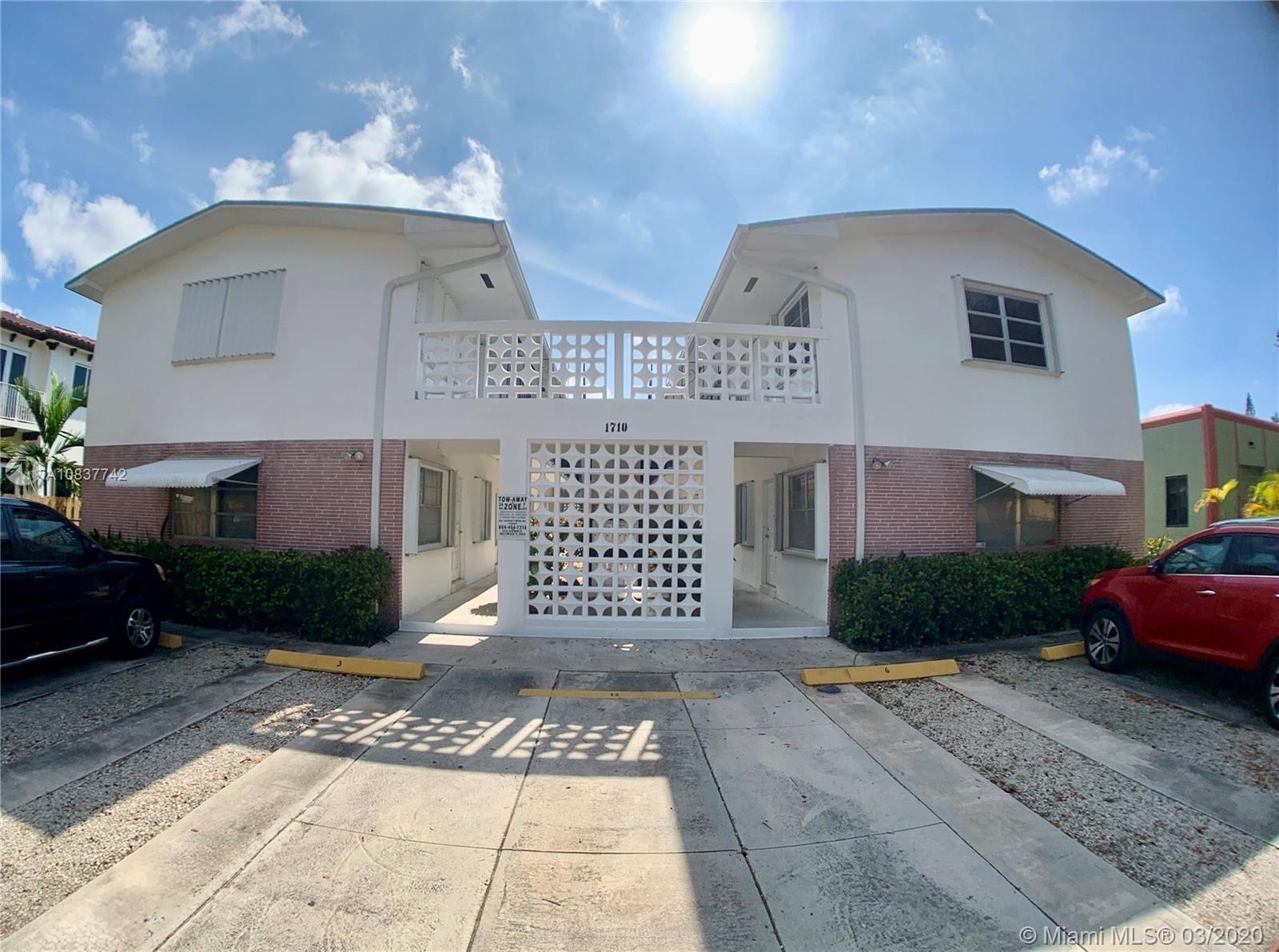 1710 Madison St #7, Hollywood, FL 33020 - #: A10837742