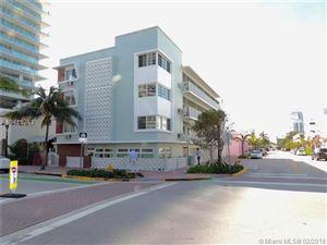 Photo of 158 Ocean Dr #305, Miami Beach, FL 33139 (MLS # A10415743)
