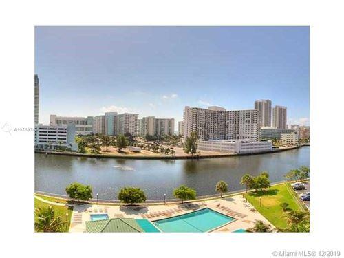 Foto de inmueble con direccion 200 Leslie Dr #808 Hallandale Beach Beach FL 33009 con MLS A10789743