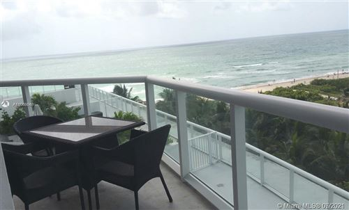 Photo of 6515 Collins Ave #706, Miami Beach, FL 33141 (MLS # A11069743)