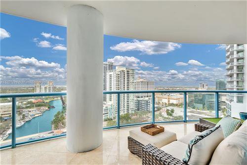 Photo of 333 Las Olas Way #1502, Fort Lauderdale, FL 33301 (MLS # A11107743)