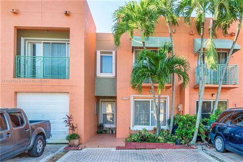 Photo of 12692 NW 11th Ln, Miami, FL 33182 (MLS # A11112744)