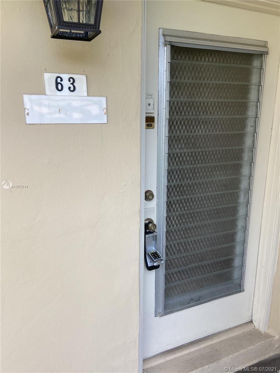 63 Burgundy B #63, Delray Beach, FL 33484 - #: A11072744