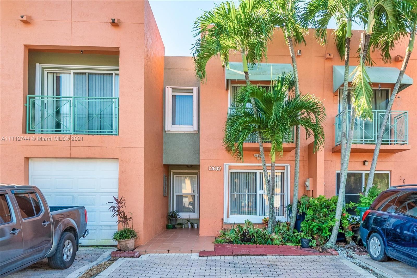 12692 NW 11th Ln, Miami, FL 33182 - #: A11112744