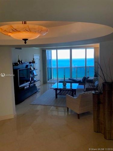 Photo of 18911 Collins #2106, Sunny Isles Beach, FL 33160 (MLS # A10764745)
