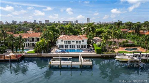 Photo of 3026 N Bay Rd, Miami Beach, FL 33140 (MLS # A11072745)