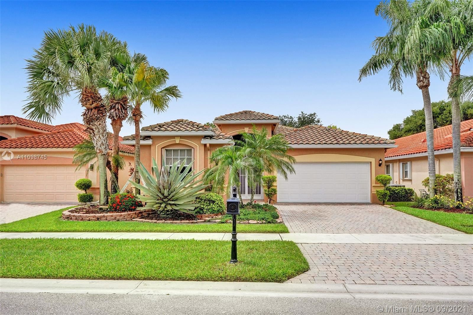 7688 Trapani Ln, Boynton Beach, FL 33472 - #: A11098745