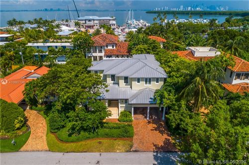 Photo of 215 Buttonwood Drive, Key Biscayne, FL 33149 (MLS # A10867746)