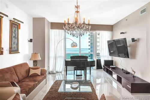 Photo of 15901 Collins Ave #1707, Sunny Isles Beach, FL 33160 (MLS # A11008746)