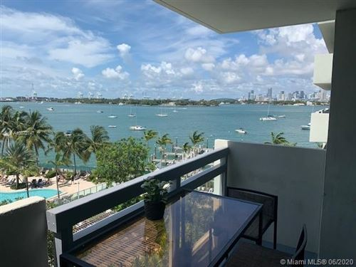 Photo of 1500 Bay Rd #532S, Miami Beach, FL 33139 (MLS # A10872747)