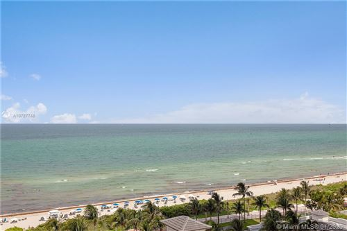 Photo of 4779 Collins Ave #1205, Miami Beach, FL 33140 (MLS # A10727748)