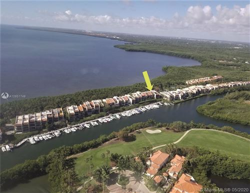 Photo of Listing MLS a10851748 in 6032 Paradise Point Dr #6032 Palmetto Bay FL 33157