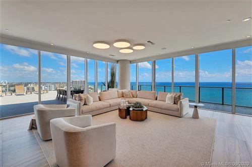 Photo of 2200 N Ocean Blvd #S2303, Fort Lauderdale, FL 33305 (MLS # A10920748)
