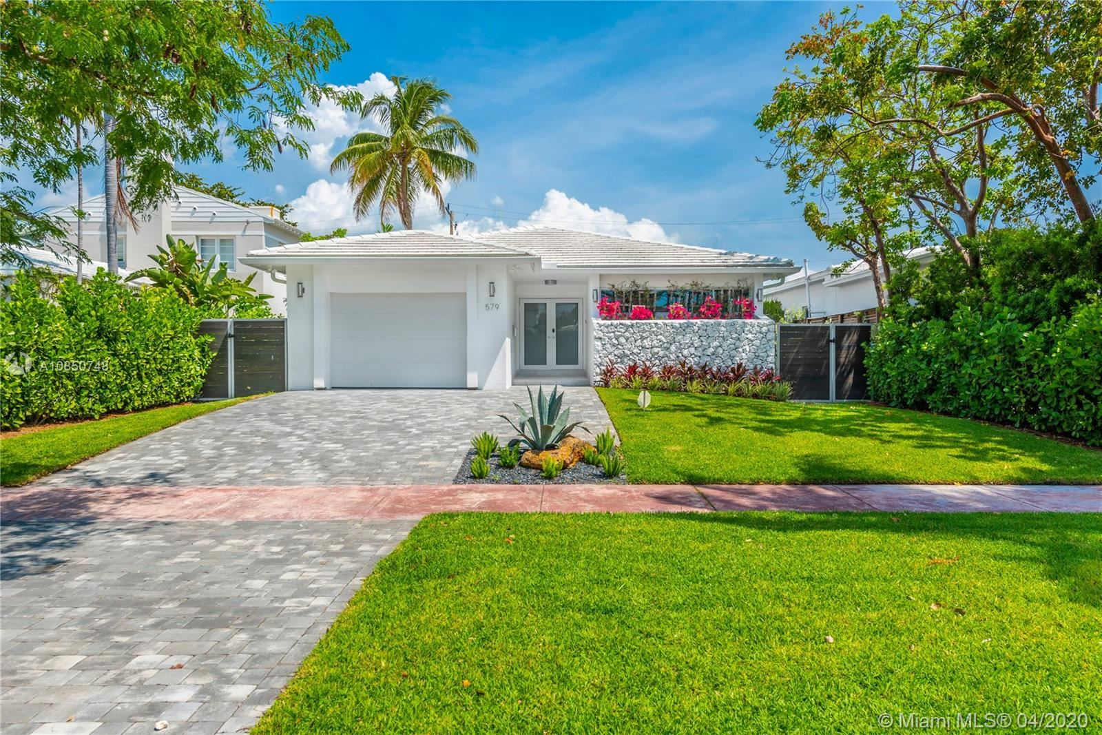 579 Lakeview Dr, Miami Beach, FL 33140 - #: A10850748