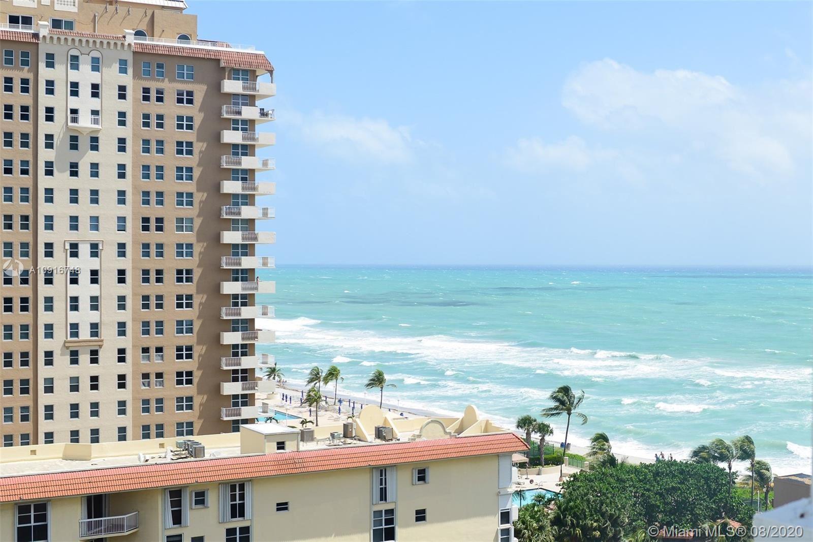 1950 S Ocean Dr #10F, Hallandale Beach, FL 33009 - #: A10916748